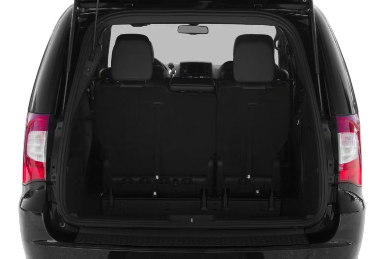 2014 Chrysler Town & Country Exterior Photo