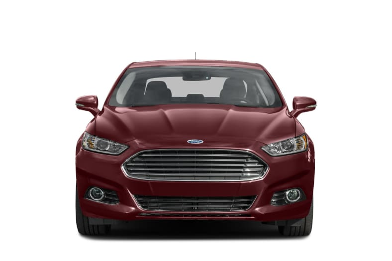 2014 Ford Fusion Exterior Photo