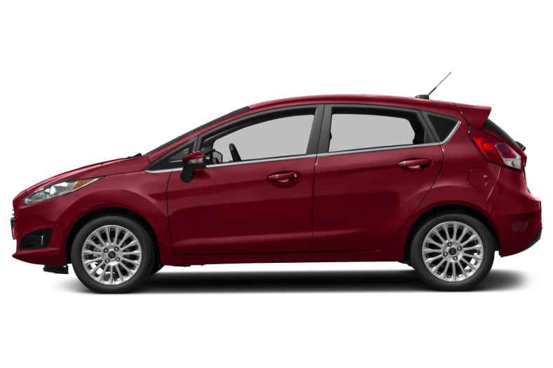 2014 Ford Fiesta Exterior Photo