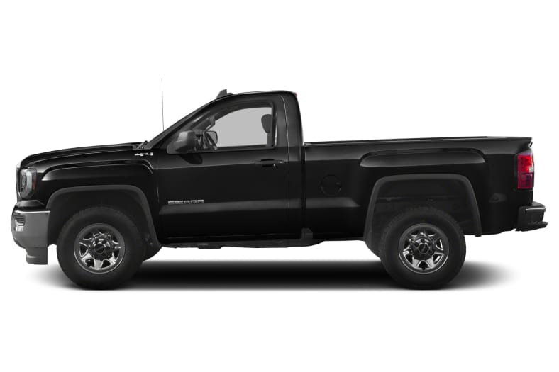 2017 gmc sierra 1500 base 4x4 regular cab 8 ft box 133 in. Black Bedroom Furniture Sets. Home Design Ideas