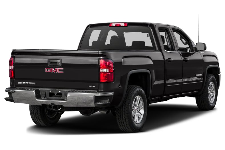 2016 gmc sierra 1500 sle 4x4 double cab 6 6 ft box 143 5 in wb pictures. Black Bedroom Furniture Sets. Home Design Ideas