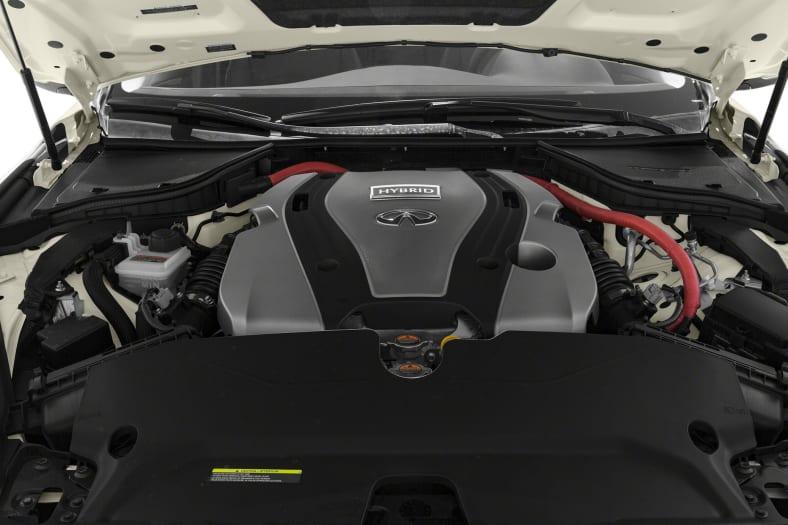2014 Infiniti Q50 Hybrid Exterior Photo
