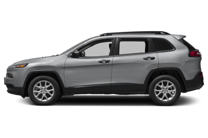 2014 Jeep Cherokee Exterior Photo