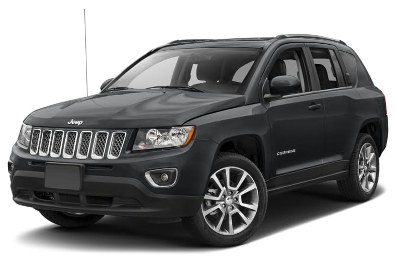 2014 Jeep Compass Exterior Photo