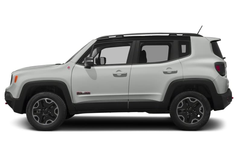 2016 Jeep Renegade Trailhawk 4dr 4x4 Pictures