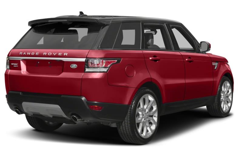 2016 Land Rover Range Rover Sport 3 0l V6 Supercharged Hse