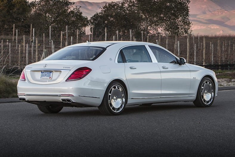 2017 mercedes benz maybach s 550 pictures