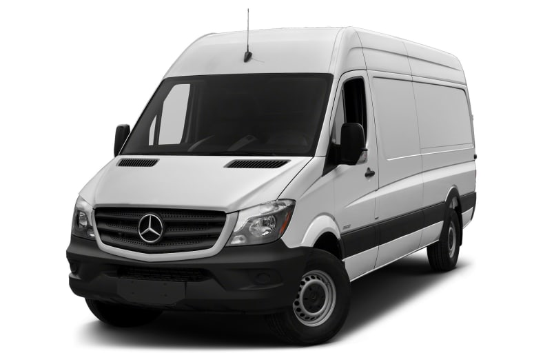 2017 mercedes benz sprinter 2500 high roof v6 sprinter