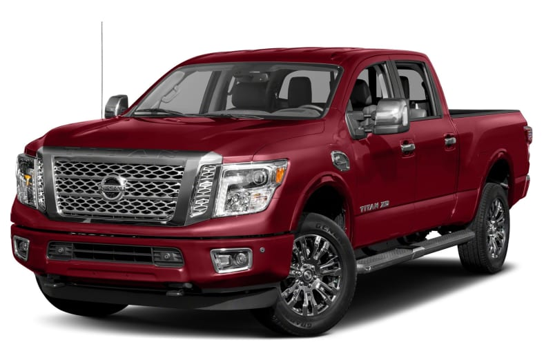 2017 nissan titan xd platinum reserve diesel 4dr 4x2 crew cab 151 6 in wb information. Black Bedroom Furniture Sets. Home Design Ideas