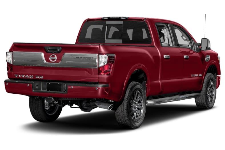 2017 nissan titan xd platinum reserve diesel 4dr 4x2 crew cab 151 6 in wb pictures. Black Bedroom Furniture Sets. Home Design Ideas