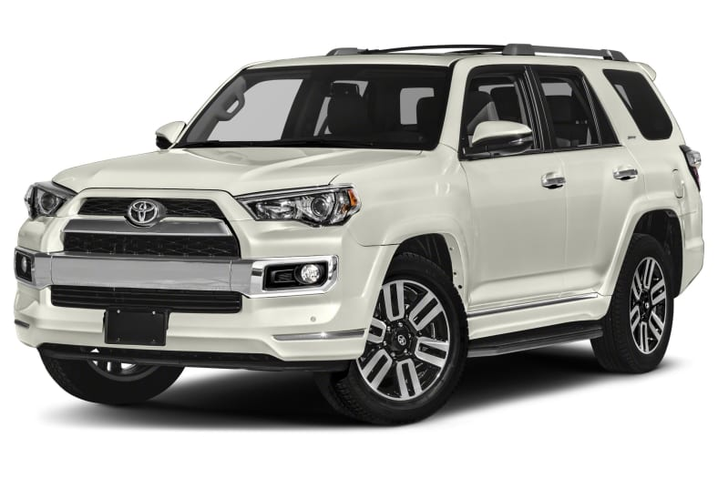 2017 Toyota 4runner Limited 4dr 4x4 Pictures