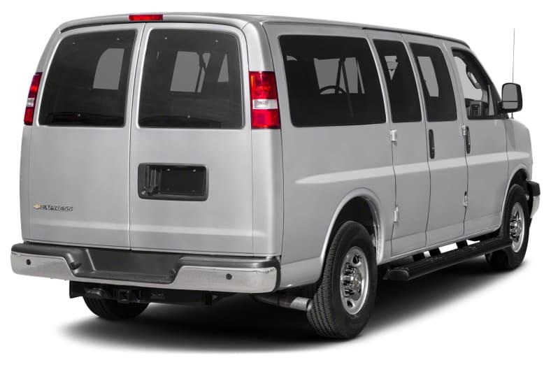 2015 Chevrolet Express 2500 Exterior Photo