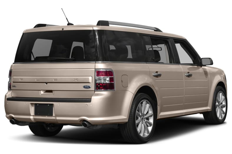 2017 Ford Flex Sel 4dr All Wheel Drive Pictures