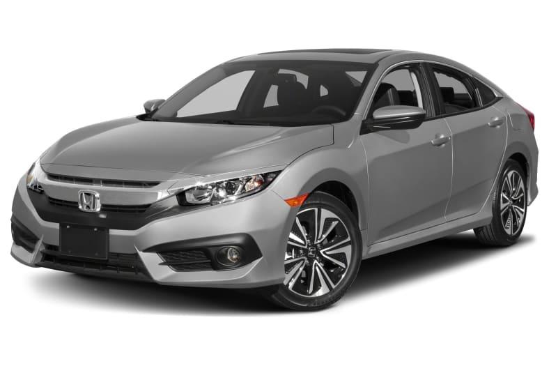 2017 Honda Civic EXL 4dr Sedan Pricing and Options