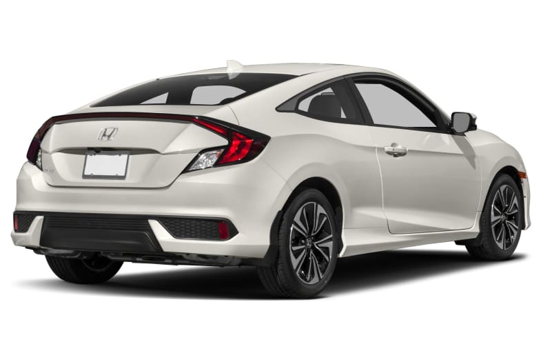 2017 Honda Civic EXL 2dr Coupe Pictures
