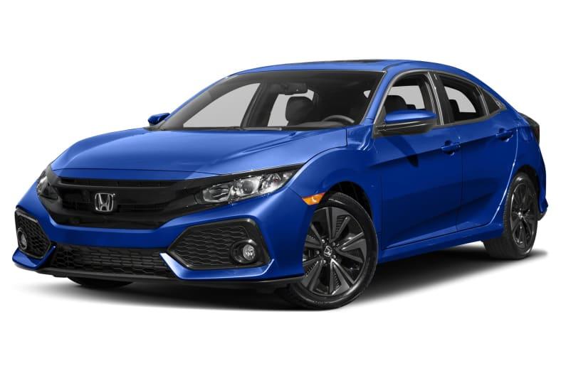 2017 Honda Civic EXL Navi 4dr Hatchback Pictures