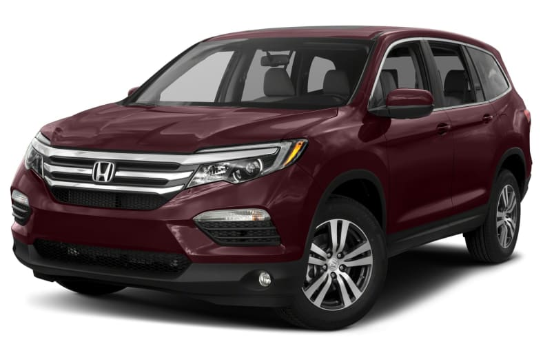 2017 Honda Pilot Ex L 4dr All Wheel Drive Pictures