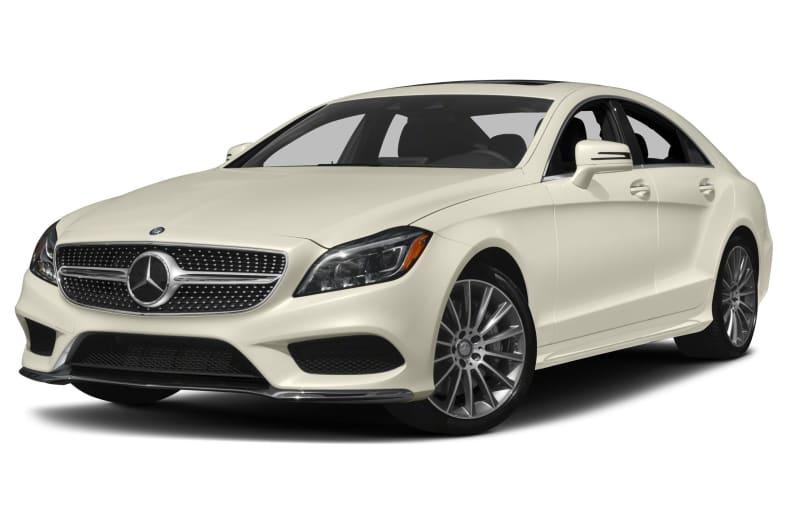 2017 MercedesBenz CLS 550 Information