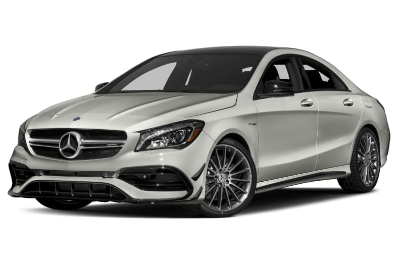 2018 mercedes benz amg cla 45 information for Mercedes benz cla 2018 price