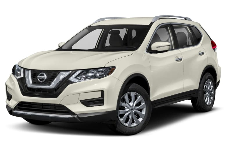 2017 Nissan Rogue S 4dr Allwheel Drive Pricing and Options