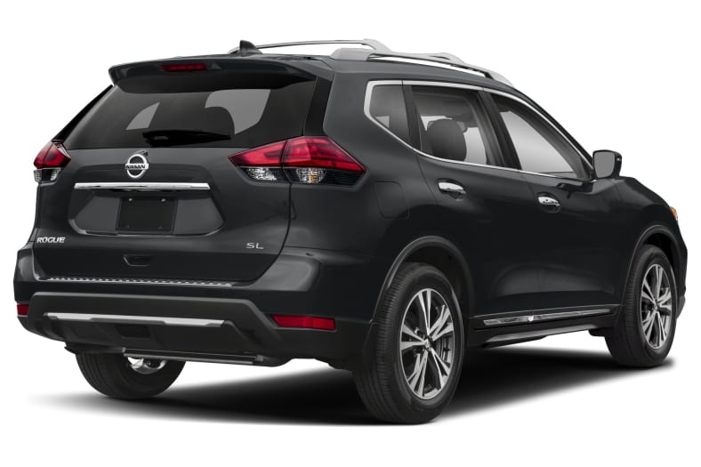 2017 Nissan Rogue SL 4dr Allwheel Drive Pictures