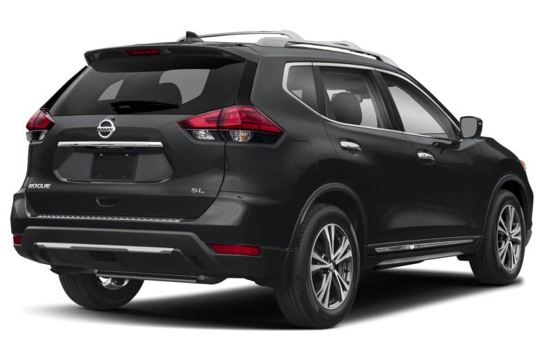 2017 Nissan Rogue SL 4dr Allwheel Drive Pictures