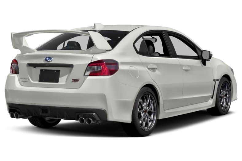 2017 Subaru Wrx Sti Limited W Wing 4dr All Wheel Drive