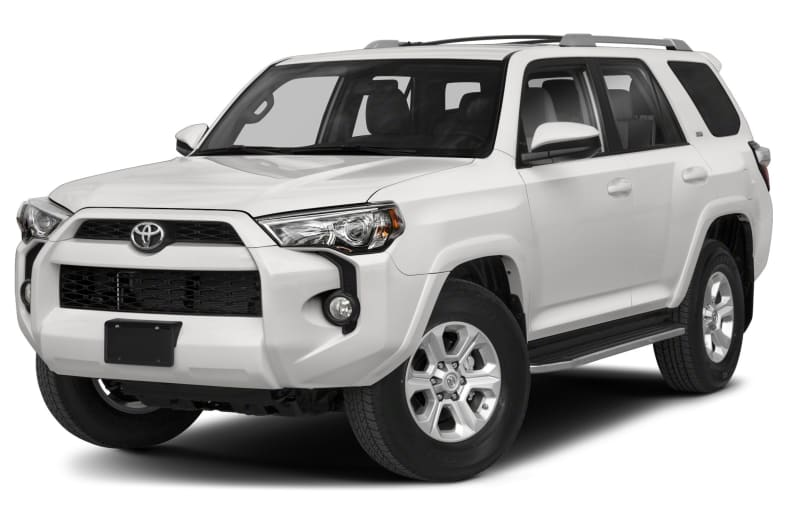 2017 toyota 4runner information. Black Bedroom Furniture Sets. Home Design Ideas