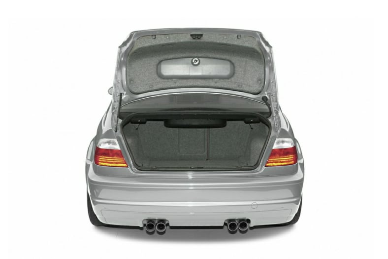 2003 BMW M3 Exterior Photo