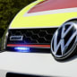 Volkswagen VW Golf Alltrack police emergency