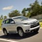 2016 Mitsubishi Pajero Sport moving