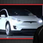 Tesla Model X Production Version Reveal | Autoblog Minute