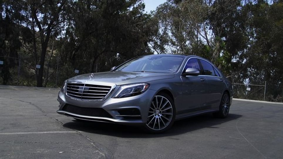 2015 mercedes benz s class videos