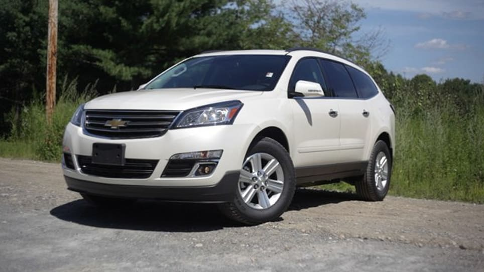 2016 chevrolet traverse videos. Black Bedroom Furniture Sets. Home Design Ideas