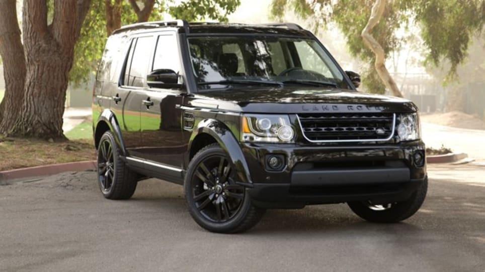 2016 Land Rover LR4 Videos