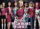 Barbie's Adding Entrepreneur To Her Resume