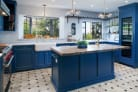 Kitchen of the Week: Restoring Glamour in Hollywood Hills