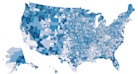 Where U.S. Military Veterans Live Across America