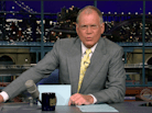 Intern Whacks Letterman With Lawsuit