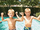 Ohio Pool's Staff Includes 4 Sets of Twins