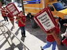 23,000 California Nurses On Strike