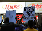 Southern Calif. Grocery Workers Pave Way For Strike