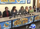 Clerical Workers Win Lottery For 2nd Time