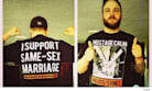 Nashville Worker Wes Breedwell Allegedly Fired For Wearing 'Same-Sex Marriage' T-Shirt