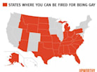 In 29 U.S. States, You Can Be Fired For Being Gay