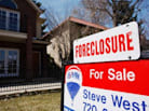Foreclosures Down, but Don't Cheer Yet