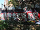 Alan Ket, Graffiti Artist, Says His 'Murderers' Mural Was Censored by NYPD