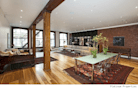 Spacious NYC Loft for Sale Proves There's More Than Closets in the Big Apple (House of the Day)