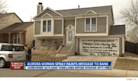 Michelle Hansen Tags Home With Message to Chase Bank: You're 'Stealing' My House