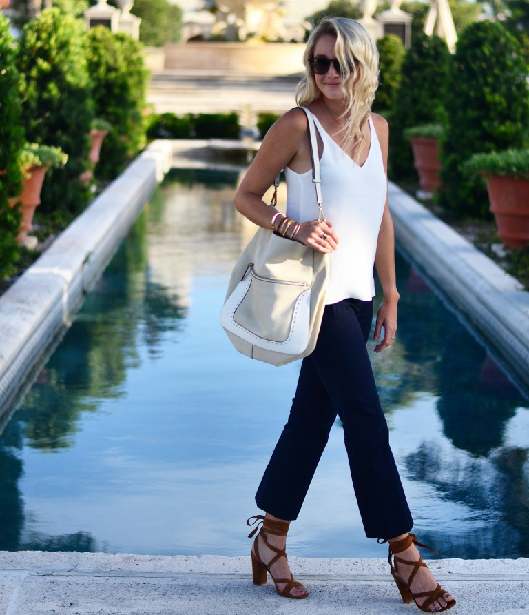 Street style tip of the day: Strappy sandals